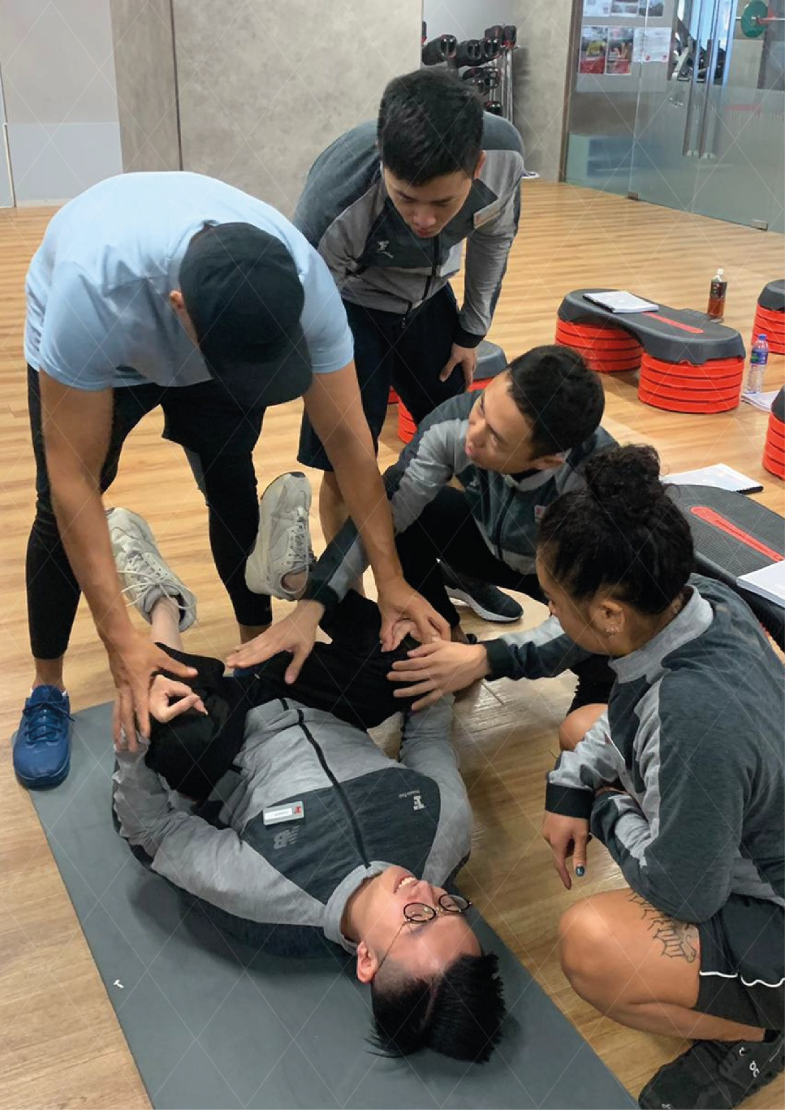 National Council on Strength & Fitness (NCSF) 個人教練證書 (CPT) 課程2020年第二季
