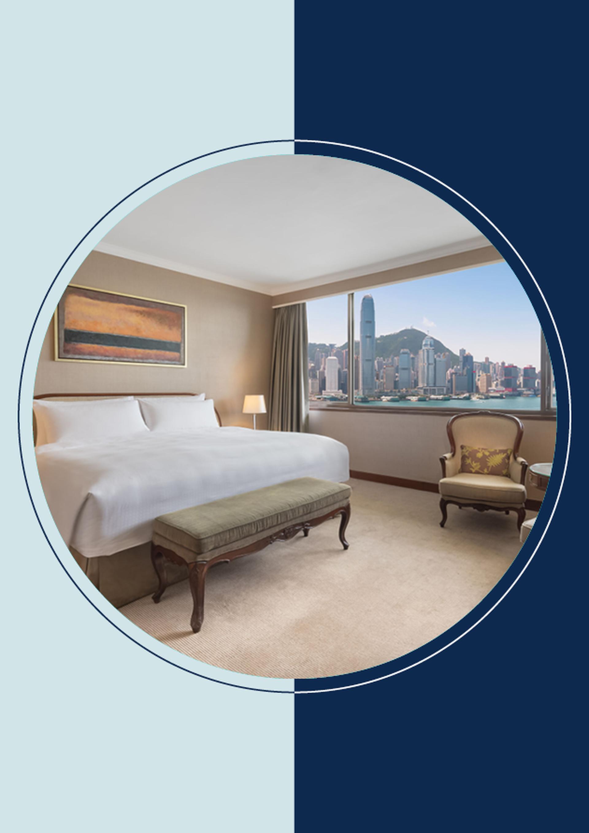 尖沙咀馬哥孛羅香港酒店24小時悠閒之旅住宿套票